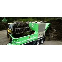 Buy cheap The crushing system display of garden waste and building material waste that our from wholesalers