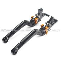 Wholesale Adjustable Long Folding Brake Clutch Levers , Brake And Clutch Levers For Motorcycles from china suppliers