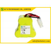Wholesale 9.6 Volt Rechargeable Battery Pack 3000 Mah NIMH Battery Customized Color from china suppliers