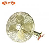 Buy cheap Excavator Cab 8 Inch Or 12 Inch Cooling Fan Universal Electric 24V / 12V from wholesalers