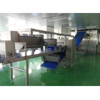 Buy cheap Industrial Automatic Lamination Machine For 1500 Kg Dough Capacity Filled from wholesalers