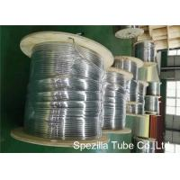 Wholesale TP316Ti  Stainless Steel Pipe Coil , Stainless Steel Cooling Coil Wst 1.4571 UNS S31635 from china suppliers