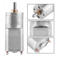 Wholesale Mini High Torque High Speed DC Motor Electric Geared Reduction Motor Box from china suppliers
