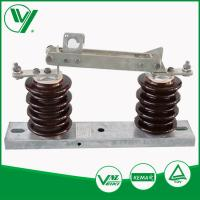 Wholesale 10KV 1.6KA Medium Voltage Disconnect Switch Elelctronic Isolator GW9-15 from china suppliers