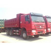 Wholesale SINOTRUCK HOWO 6x4 371HP 10 Wheeler Heavy Duty 30 Tons Tipper Truck from china suppliers