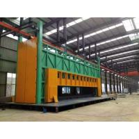 Wholesale Zinc Smoke Collection Treatment System For L Type / Ring Rail Production Line from china suppliers
