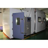 Larger Volume Climatic Test Chamber Insulation Electroplated SUS304