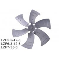 Buy cheap 380V Industrial Air Conditioning Axial Fan Blade LZF Series 20000m³ / H Air Flow from wholesalers