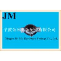 Wholesale 33 mm - 36 mm Diameter Galvanized Rubber Pipe Clamps 1 Inch Size FCC / SGS from china suppliers