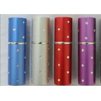 Wholesale Blue / Red 20mm Aluminum Fragrance Sprayer Pump / Perfume Bottle Atomizer AM-CGB from china suppliers