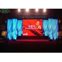 Buy cheap P4 Rental Indoor Stage Background Led Screen Hd Video Wall Display Full Color P4 from wholesalers