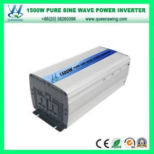 1500W Solar Converter Pure Sine Wave Power Inverter (QW-P1500)