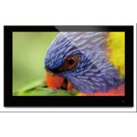 Wholesale 14 inch Electrical Digital Photo Frames , Picture Frame Digital With USB 2.0 Interface from china suppliers
