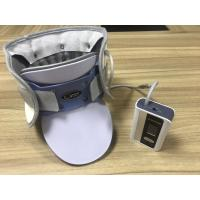 Wholesale QY03 Cervical Brace Support , White / Blue Cervical Air Traction Neck Brace from china suppliers