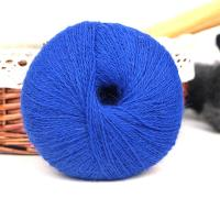 Wholesale excessively warm angora fiberscombed softly by hand fancy hand knitting yarn from china suppliers