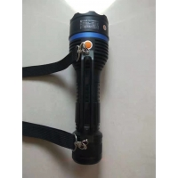 Wholesale USB Rechargable Battery IP 68 Explosion Proof Torch Searchlight from china suppliers