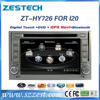 2014 cheap car multimedia for hyundai i20 with gps navigation auto rear view function zt hy726. Black Bedroom Furniture Sets. Home Design Ideas