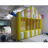 China Outdoor Inflatable Event Tent / Fruit And Candy Store / Inflatable Kids Foot Shop / Retail Shop Temporarily on sale