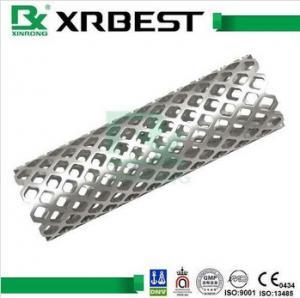 China Spinal Implant Surgery Medical Titanium Mesh , Orthopedic Surgical Titanium Mesh Implant wholesale