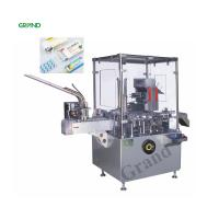 Wholesale Fully Automatic High Speed Cartoning Machine , Blister Cartoning Machine JDZ-120III from china suppliers