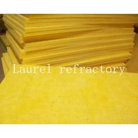 Wholesale Glass Wool Board Insulation Refractory 50mm x 1.2M x15M with Aluminium Foil from china suppliers