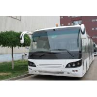 Wholesale Small Turning Radius Tarmac Coach Aero Bus With Diesel Engine from china suppliers