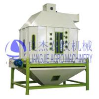 Buy cheap Counter Flow Cooler for Animal feed pellet processing from wholesalers