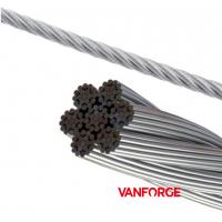 Wholesale 7x19 Construction AISI 316 Stainless Steel Wire Rope For Ship / Offshore Platform from china suppliers