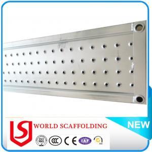 Manufacturer Scaffolding Steel Metal Decking for Building