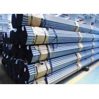 Wholesale Alloy Steel Cold Drawn Seamless Tube / Durable Cold Drawn Pipe High Performance from china suppliers