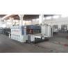 Buy cheap automatic lead edge feeding flexo printing slotting die cutting machine from wholesalers