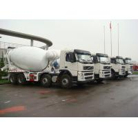 Wholesale 10 Cbm Truck Mounted Concrete Mixer With VOLVO FM400 Truck Chassis from china suppliers