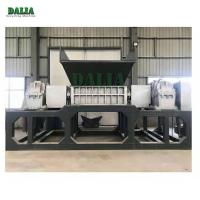 Wholesale Low Noise Industrial Metal Shredder Siemens PLC Control System For Large Volume from china suppliers