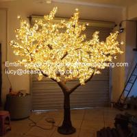 Wholesale Led maple tree light outdoor lighted maple tree from china suppliers