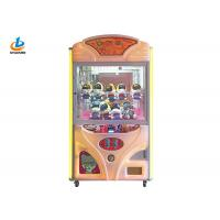 Buy cheap Crazy Catch Vending Toy Claw Crane Machine For Leisure Square / Supermarket from wholesalers