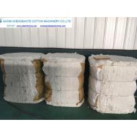 Quality SBT double room hydraulic recycled cotton fiber baling machine waste cotton for sale