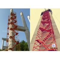 Wholesale Flexible Stairway Access Tower , Stairwell Scaffold Tower With Q235 Steel Material from china suppliers