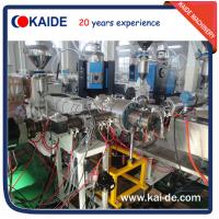 Plastic pipe extrusion machine for EVAL/EVOH oxygen barrier pipe KURARY/SOARNOL