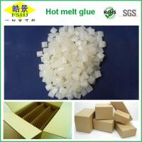 Wholesale White Granule Hot Melt Adhesive Glue For Carton Box Packaging Sealing from china suppliers