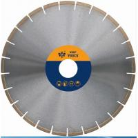Wholesale 14 Inch Circular Saw Stone Blade Silver Brazed Bridge Saw  450mm 600mm from china suppliers