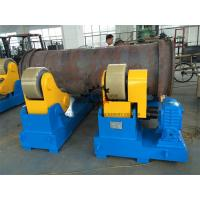 1.5 KW Variable Speed Self Aligning Rotator 40+ Ton Loading Capaicty