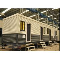 China 40FT Flat Pack House Of Prefabricated Factory Readymade Home ANT FP1502 on sale
