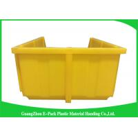 Wholesale Open Fronted Warehouse Storage Bins Stackable Recycled Long Service Life from china suppliers