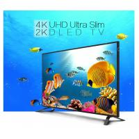 Wholesale 55 Inch Large Full HD LCD TV , White Black 4K LCD Flat Screen Televisions from china suppliers