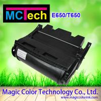 China Lexmark toner cartridge T650 on sale