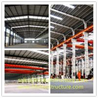 Wholesale Portal Frame Style Structure Steel Sheds For Agriculture And Industry from china suppliers
