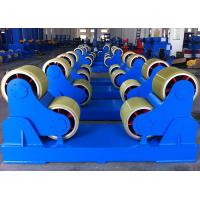 Wholesale Self Aligning Pipe Welding Machine , Rotator Turning Roll Tank Welding Pipeline Welding Equipment from china suppliers
