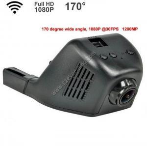 Full HD 1080P Hidden Wifi Car DVR Camera 170 Degree View Sony Lens