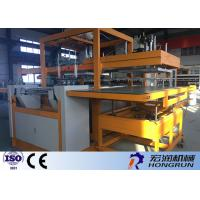Heat Preservation Thermocol Plate Making Machine Integrate Forming / Cutting