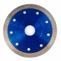 Wholesale 4.5 Inch Super Thin Circular Saw Blades , Diamond Stone Cutting Disc For Porcelain Tiles from china suppliers